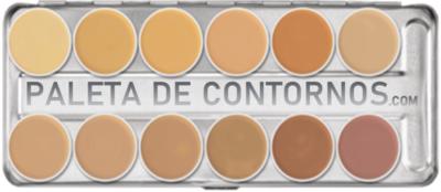 PALETA DE CONTORNOS